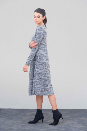 Go Couture Heather Sweater Dress