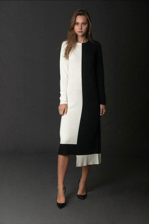 Front Row Sweater Dress