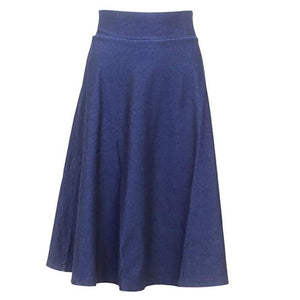 Kikiriki Kids Denim A-line Skirt