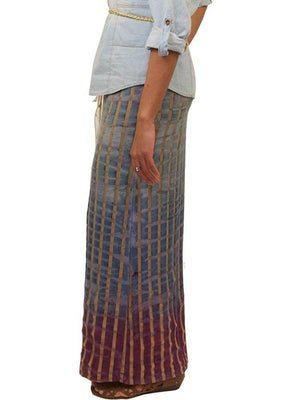 Hardtail Long Tunnel Rainbow Skirt
