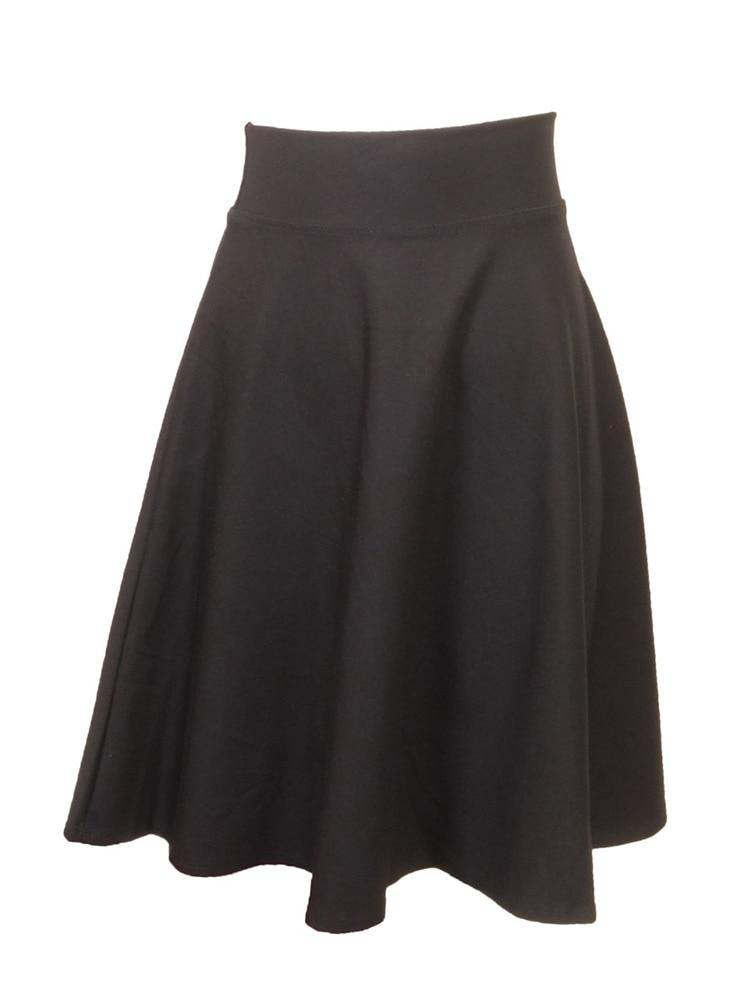 Linda Leal Longer Length Skater Skirt