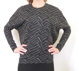 Oops Dolman Knit Top