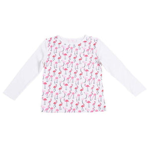 Meme Juniors  Flamingo Tee