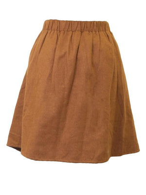 Miss Meme Wool Skirt