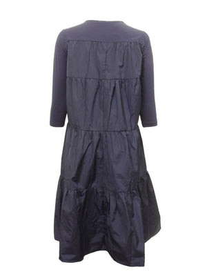Mademoiselle Color Contrast Dress