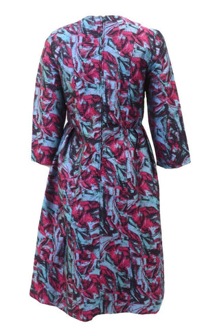 Miss Donna Multi-Print Dress