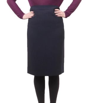 "Mossaic Washable 27"" Pencil Skirt (1804)"