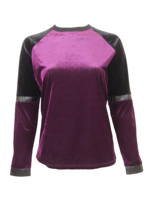 ORD Woman Velour Top