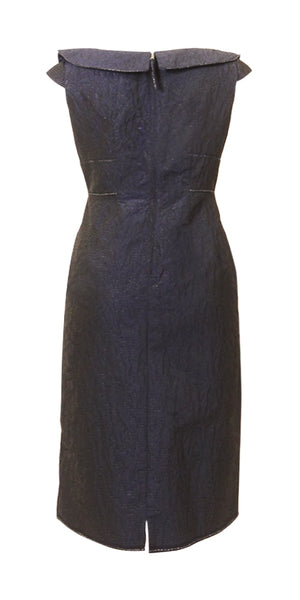 Mikael Aghal Denim Dress