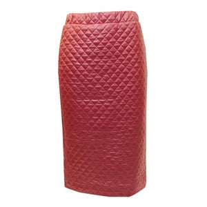 Monte Carlo Quilted Skirt
