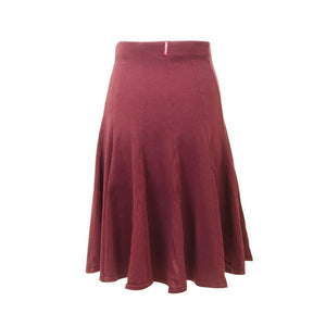 Hardtail Fit-N-Flare Ribbed Skirt CS-105