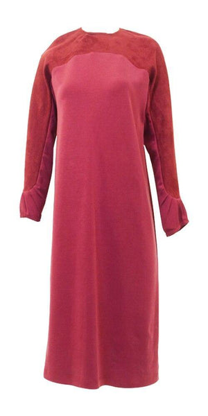 Miss Issippi Suede Knit Dress