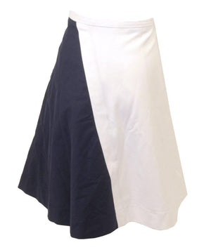 To-La-Roo Navy and White Skirt