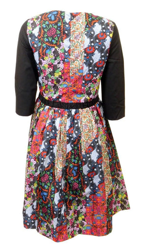 To-La-Roo Flower Print Dress
