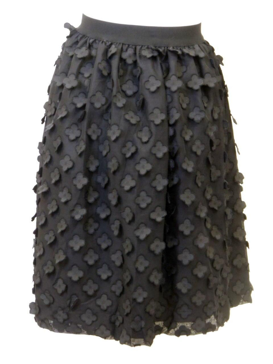To-La-Roo Mesh Flower Skirt