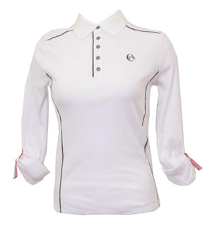 Chanzee Fitted Collared Top