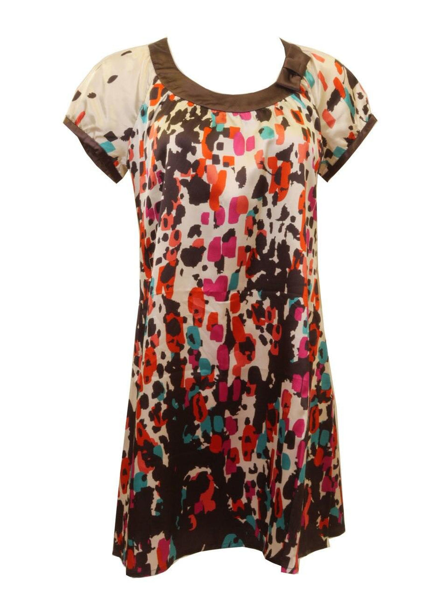 Vertigo Shimmer Color Tunic
