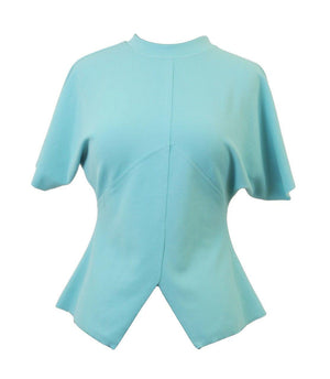 Miss Finch Dolman Peplum Top