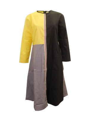 Miss Issippi Colorblock Shift Dress