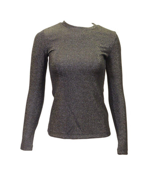 Birt UK Metallic Shimmer Top