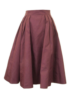 The Peoples Lotus Pleat Skirt