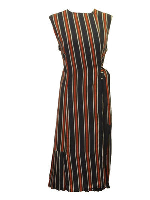 Sabrina Lachapelle Striped Jumper