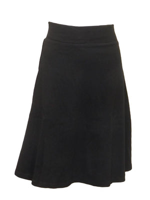 Three Bows Teen Ribbed Camp Skirt