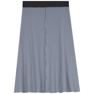 2 Squares Teen Ribbed Flare Skirt