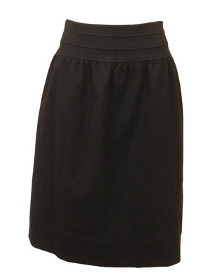 Miz Wear Wool A-line Skirt