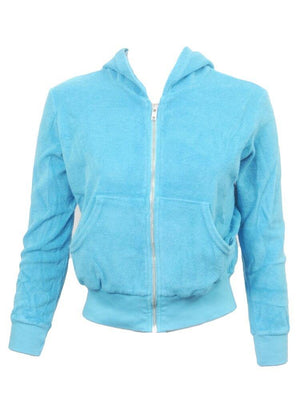 So Nikki Kids Hooded Jacket