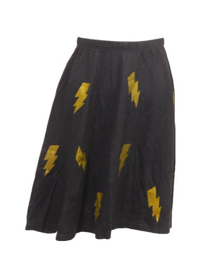 So Nikki Juniors Lightning Skirt