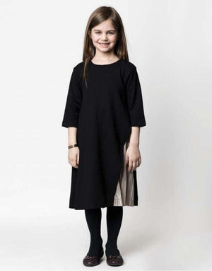 Fraze Peakaboo Pleat Dress