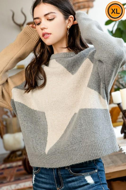 THML Star Sweater Front1