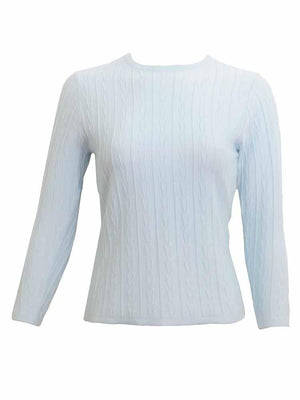 Trucco Textured Crewneck Sweater