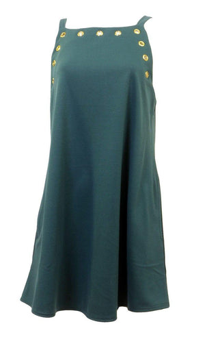 VFish Green Jumper Dress