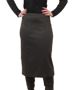 "Wear and Flair 27"" Stretch Pencil Skirt"