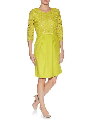 Darling Fleur Lace Dress