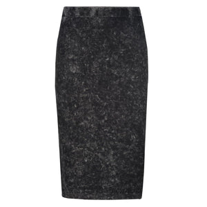 Jay Basics Straight Mineral Skirt