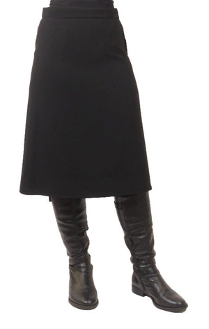 "Mossaic A-line Washable 25"" Skirt"