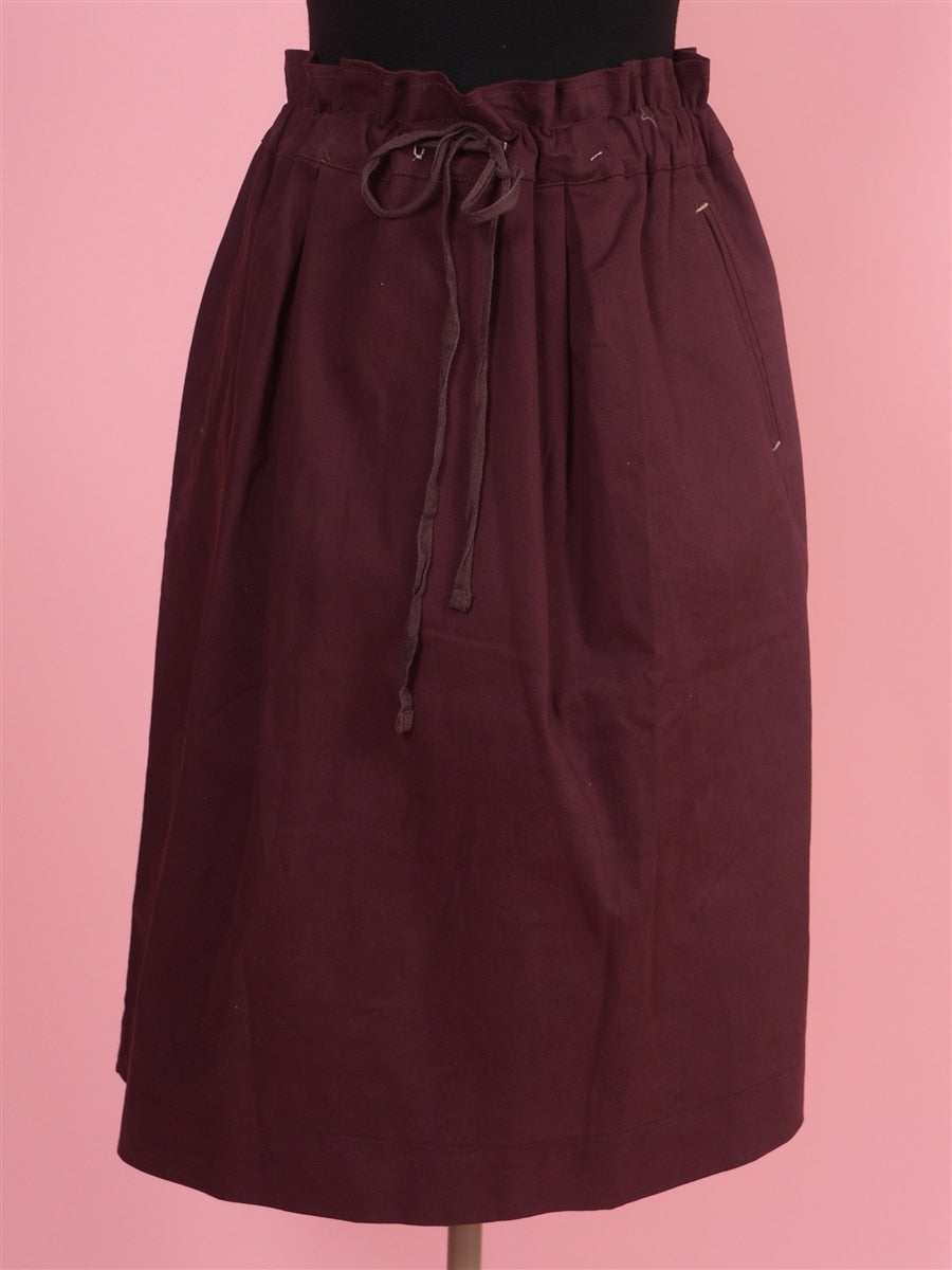 Myth Scrunch Waist Skirt