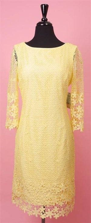 Nue by Shani Crochet Dress