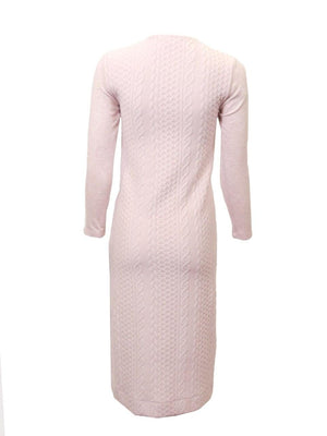 Pinto Cable-Knit Sweater Dress
