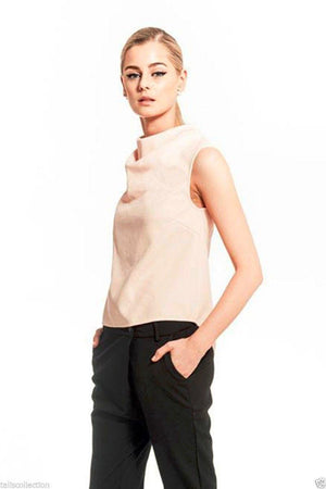 Elliatt Mock Cowlneck Top