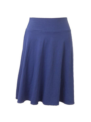 Salaam Flippy Solid Skirt
