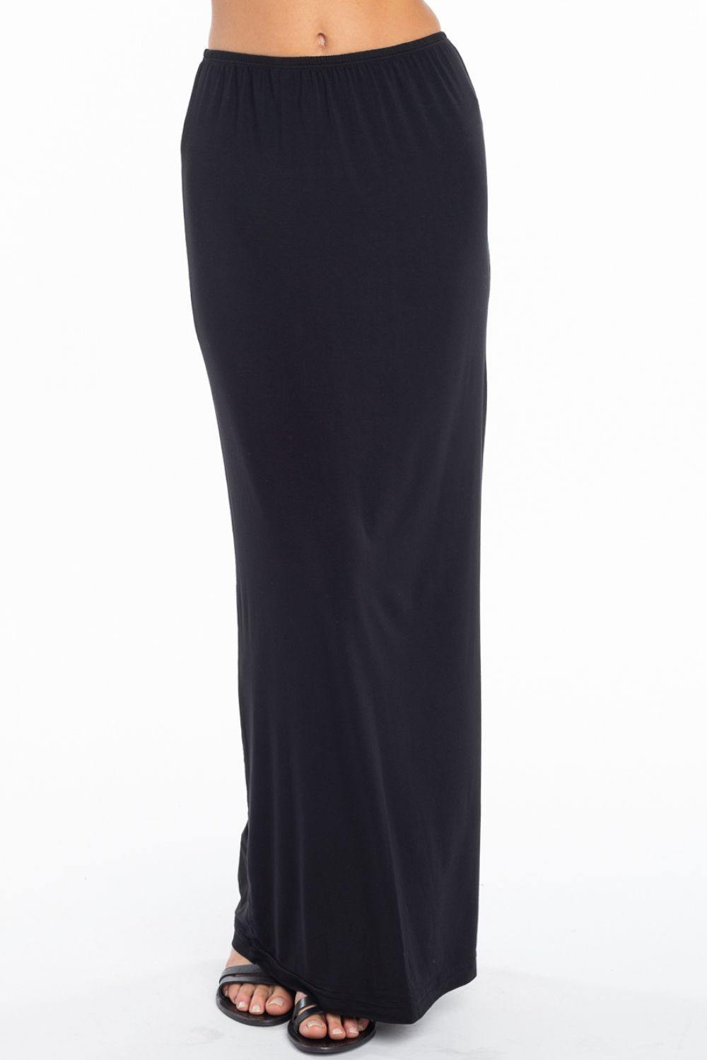 Hardtail Modal Maxi Skirt SIR-12