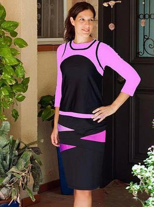 Hydrochic Mock Tank Swim Shirt