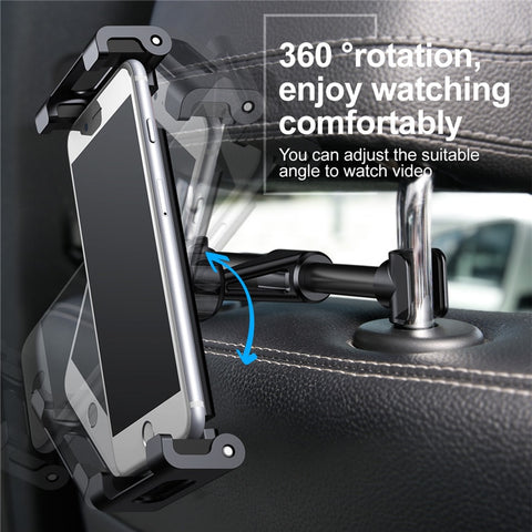 Baseus Headrest Mount For iPad