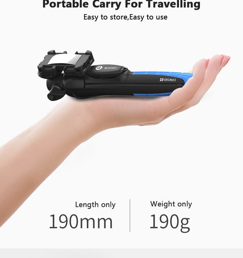 Smart Mini Tripod Selfie Stick
