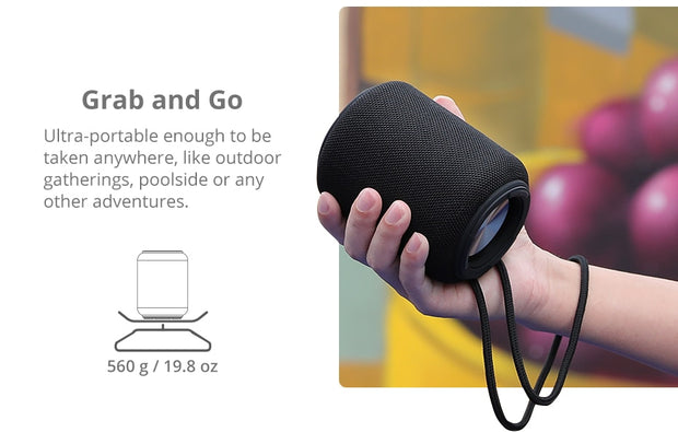360-Degree Surround Sound Speaker