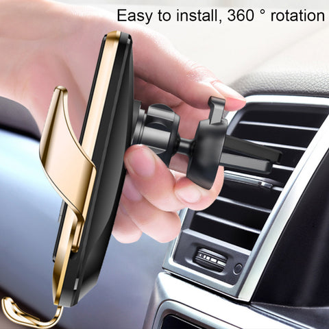 Touch Sense Phone Clamp